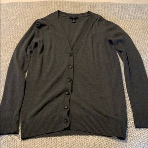 Women's Gap Cardigan Gray XS